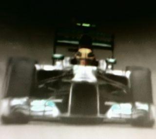 Lewis Qualifying Bahrain 2013
